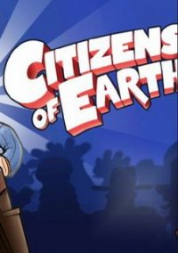 Обложка Citizens of Earth