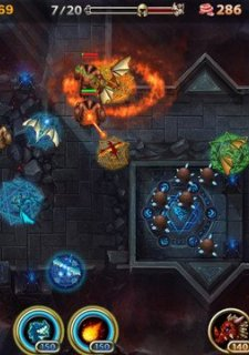 Lair Defense: Shrine