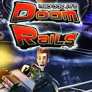 Обложка Doom Rails