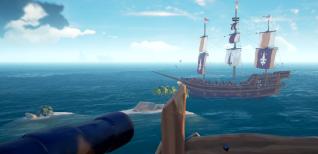 Sea of Thieves. Геймплейный трейлер с E3 2017