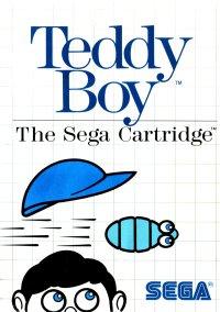 Обложка Teddy Boy