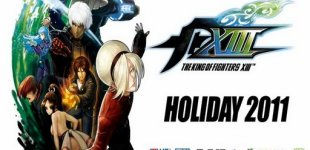 The King of Fighters XIII. Видео #1