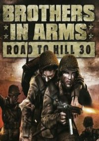 Brothers in Arms: Road to Hill 30 – фото обложки игры