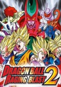 Обложка Dragon Ball: Raging Blast 2