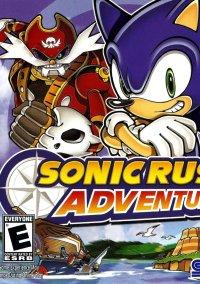 Обложка Sonic Rush Adventure