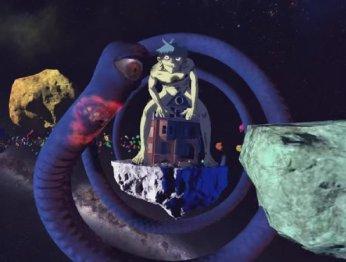 Gorillaz выпустили новый клип. Иэто космос!