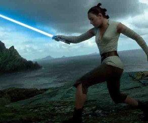 Потрясающие фото «Последних джедаев»: новые герои, Рей скачет с мечом!