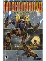 Обложка MechWarrior 4: Vengeance