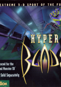 Обложка Hyperblade