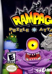 Обложка Rampage Puzzle Attack
