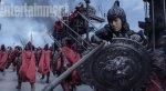 Мэтт Дэймон косплеит Джона Сноу в трейлере «Великой стены» - Изображение 3