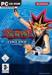 Обложка Yu-Gi-Oh! Online