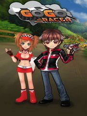 Обложка Go Go Racer