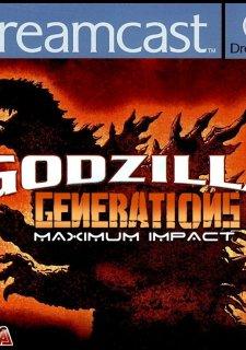 Godzilla Generations Maxium Impact