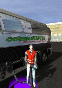 Обложка Tanker Truck Simulator 2011