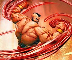Авторы Street Fighter V представили новую версию Зангиева