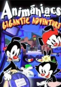 Обложка Animaniacs: A Gigantic Adventure