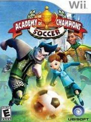 Обложка Academy of Champions Soccer