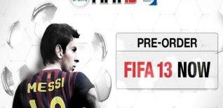 FIFA 13. Видео #1
