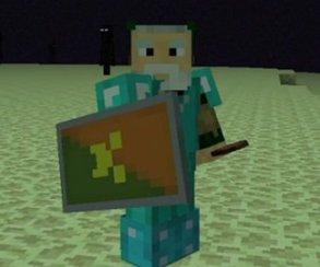 Боевое обновление Minecraft добавляет новые атаки, оружие и врагов