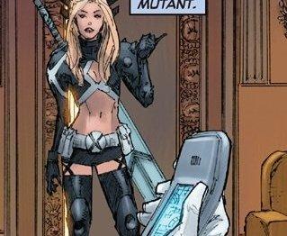 Мутанты вкомиксах Marvel неумеют скромно одеваться