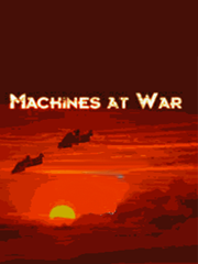 Обложка Machines at War