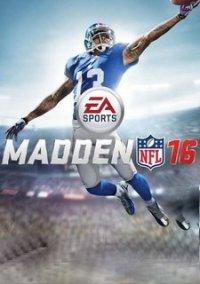 Обложка Madden NFL 16
