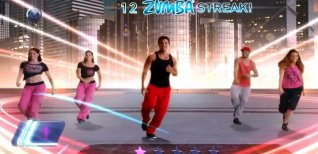 Zumba Fitness: World Party. Видео #1