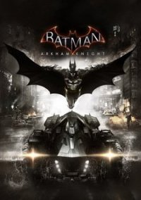Обложка Batman: Arkham Knight