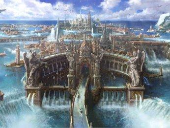 Тактическая пауза, летающее авто и Венеция: видео из Final Fantasy XV