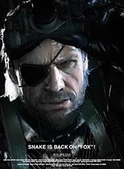 Первые детали Metal Gear Solid: Ground Zeroes