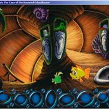 Скриншот Freddi Fish 2: The Case of the Haunted Schoolhouse