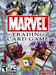 Обложка Marvel Trading Card Game