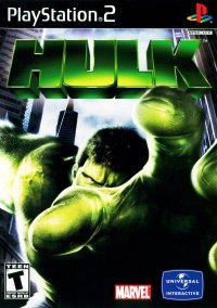 The Hulk – фото обложки игры