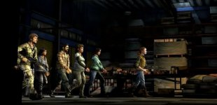 The Walking Dead: Season Two Episode 3 In Harm's Way. Видео #2