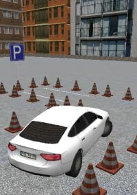 Обложка Car Parking 3D 2 (I)