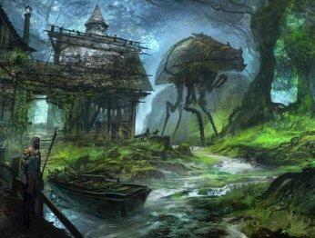 Рассказываем оновых (!!!) модах для The Elder Scrolls III: Morrowind