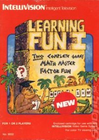 Обложка Learning Fun I