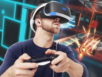 Игры для VR-устройств