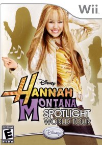 Обложка Hannah Montana: Spotlight World Tour