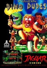 Обложка Evolution: Dino Dudes