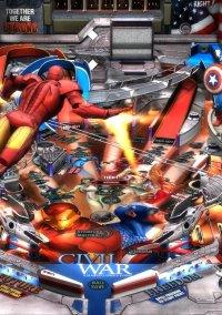 Marvel Pinball: Vengeance and Virtue – фото обложки игры