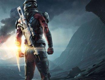 Mass Effect: Andromeda. Геймплейный трейлер- боевая система