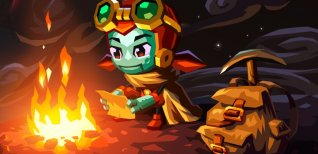SteamWorld Dig 2. Анонс для Nintendo Switch