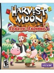Обложка Harvest Moon: Frantic Farming