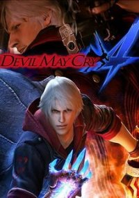 Обложка Devil May Cry 4
