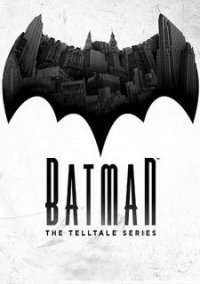 Обложка Batman: The Telltale Series