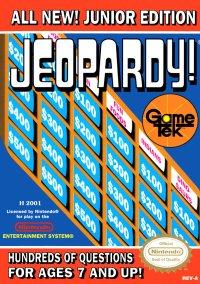 Jeopardy! Junior Edition – фото обложки игры