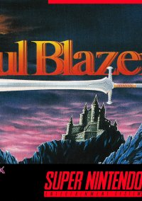 Обложка Soul Blazer