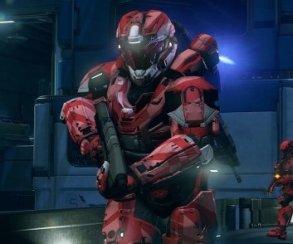 Спартанец бьет кулаком о землю в трейлере бета-версии Halo 5
